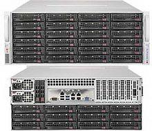 Платформа SuperMicro SSG-6049P-E1CR36L RAID 2x1200W
