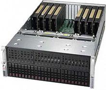 "Платформа SuperMicro SYS-4029GP-TRT2 2.5"" SAS/SATA 10G 2P 2x2000W Supports Intel Optane DCPMM"