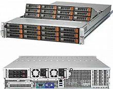 """Платформа SuperMicro SSG-6028R-E1CR24N x24 3.5"""" SAS/SATA LSI3108 2x1600W"""