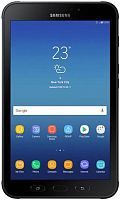 "Планшет Samsung Tab Active LTE SM-T395 7870 (1.6) 8C/RAM3Gb/ROM16Gb 8"" TFT 1280x800/3G/4G/Android 7.1/черный/серый/3.1Mpix/1.2Mpix/BT/GPS/WiFi/Touch/microSD 64Gb/minUSB/4450mAh/до 970hrs"
