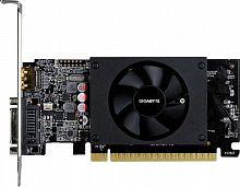 Видеокарта Gigabyte PCI-E GV-N710D5-1GL NVIDIA GeForce GT 710 1024Mb 64 GDDR5 954/5010 DVIx1/HDMIx1/HDCP Ret low profile