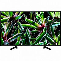 "Телевизор LED Sony 55"" KD55XG7005BR BRAVIA черный/Ultra HD/50Hz/DVB-T/DVB-T2/DVB-C/DVB-S/DVB-S2/USB/WiFi/Smart TV"