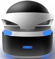 Очки виртуальной реальности PlayStation VR белый для: PlayStation 4 (PS719782216)