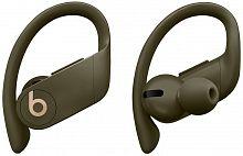 Гарнитура вкладыши Beats Powerbeats Pro оливковый беспроводные bluetooth крепление за ухом (MV712EE/A)