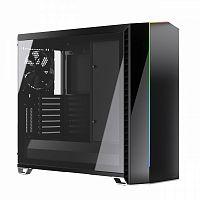 Корпус Fractal Design Vector RS Blackout TG черный без БП E-ATX 6x120mm 6x140mm 2xUSB3.0 1xUSB3.1 audio front door bott PSU