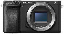 "Фотоаппарат Sony Alpha ILCE-6400 черный 24.2Mpix 3"" 4K WiFi NP-FW50 (без объектива)"