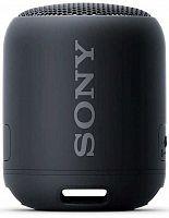 Колонка порт. Sony SRS-XB12 черный 10W 1.0 BT 10м (SRSXB12B.RU2)