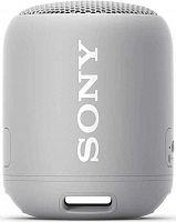 Колонка порт. Sony SRS-XB12 серый 10W 1.0 BT 10м (SRSXB12H.RU2)