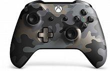 Геймпад Беспроводной Microsoft Xbox One камуфляж для: Xbox One (WL3-00151)