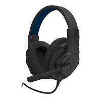 Наушники с микрофоном Hama uRage SoundZ 100 черный 2.20м мониторные оголовье (00186007)