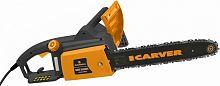 """Электрическая цепная пила Carver RSE-2200М 2000Вт 2.7л.с. дл.шины:16"""" (40cm)"""