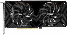 Видеокарта Palit PCI-E PA-GTX1660SUPER GP 6G nVidia GeForce GTX 1660SUPER 6144Mb 192bit GDDR6 1530/14000 DVIx1/HDMIx1/DPx1/HDCP Ret