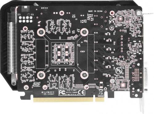 Видеокарта Palit PCI-E PA-GTX1660SUPER STORMX OC 6G nVidia GeForce GTX 1660SUPER 6144Mb 192bit GDDR6 1530/14000 DVIx1/HDMIx1/DPx1/HDCP Ret фото 3