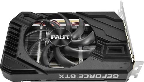 Видеокарта Palit PCI-E PA-GTX1660SUPER STORMX OC 6G nVidia GeForce GTX 1660SUPER 6144Mb 192bit GDDR6 1530/14000 DVIx1/HDMIx1/DPx1/HDCP Ret фото 7