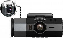 Видеорегистратор TrendVision Twins черный 1.8Mpix 1080x1920 1080p 1080гр. GPS NTK96660