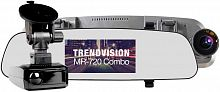 Видеорегистратор TrendVision MR-720 4Mpix 1296x2304 1296p 160гр. GPS Ambarella A7LA50