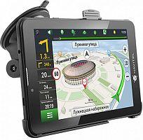 "Навигатор Автомобильный GPS Navitel T707 3G 7"" 1024x600 16384 microSD Bluetooth черный Navitel"