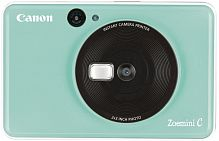 Фотоаппарат Canon Zoemini C зеленый 5Mpix microSDXC 50minF/Li-Ion