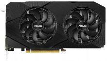 Видеокарта Asus PCI-E DUAL-GTX1660S-O6G-EVO nVidia GeForce GTX 1660SUPER 6144Mb 192bit GDDR6 1530/14002 DVIx1/HDMIx1/DPx1/HDCP Ret