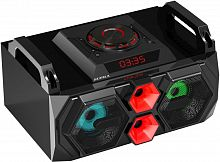 Минисистема Supra SMB-530 черный 110Вт/FM/USB/BT/SD
