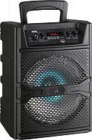 Минисистема Supra SMB-610 черный 20Вт/FM/USB/BT/SD