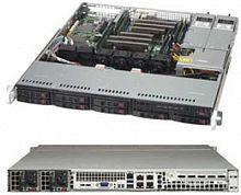 "Платформа SuperMicro SYS-1028R-MCTR 2.5"" SAS/SATA LSI3108 10G 2P 2x600W"