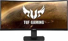 """Монитор Asus 35"""" TUF Gaming VG35VQ VA 3440x1440 100Hz FreeSync 300cd/m2 21:9"""