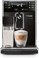 Кофемашина Saeco PicoBaristo HD8925/09 1850Вт черный/серебристый