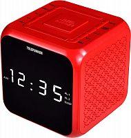 Радиоприемник настольный Telefunken TF-1571 красный/черный