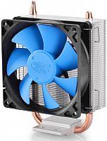 Устройство охлаждения(кулер) Deepcool ICE BLADE 100 PWM Soc-FM2+/AM2+/AM3+/AM4/1150/1151/1155 4-pin 15-29dB Al 100W 309gr Ret