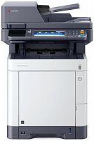 МФУ лазерный Kyocera Color M6230cidn (1102TY3NL0) A4 Duplex Net серый/белый