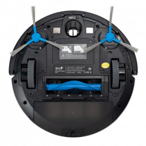 Пылесос-робот iBoto Smart V720GW Aqua черный фото 4