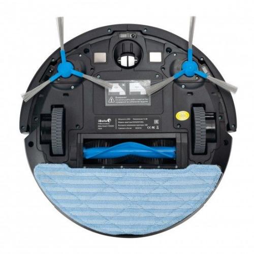 Пылесос-робот iBoto Smart V720GW Aqua черный фото 5