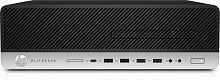ПК HP EliteDesk 800 G5 SFF i7 9700 (3)/16Gb/SSD512Gb/UHDG 630/DVDRW/CR/Windows 10 Professional 64/GbitEth/250W/клавиатура/мышь/черный