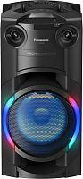 Минисистема Panasonic SC-TMAX20GSK черный 300Вт/FM/USB/BT