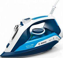 Утюг Bosch TDA5024210 2400Вт белый/синий