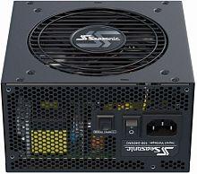 Блок питания Seasonic ATX 850W FOCUS GX-850 80+ gold (24+4+4pin) APFC 120mm fan 10xSATA Cab Manag RTL