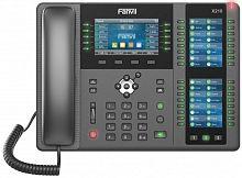Телефон IP Fanvil X210 черный
