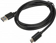 Кабель Buro BHP USB-TPC-1 USB 3.0 A(m) USB Type-C (m) 1м черный