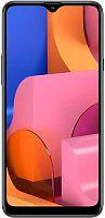 "Смартфон Samsung SM-A207F Galaxy A20s 32Gb 3Gb черный моноблок 3G 4G 2Sim 6.5"" 720x1560 Android 9 13Mpix 802.11 b/g/n GPS GSM900/1800 GSM1900 TouchSc MP3 microSD max512Gb"