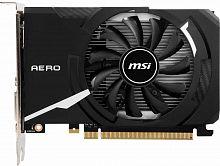 Видеокарта MSI PCI-E GT 1030 AERO ITX 2GD4 OCV1 nVidia GeForce GT 1030 2048Mb 64bit DDR4 1189/2100/HDMIx1/CRTx1/HDCP Ret