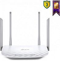 Роутер беспроводной TP-Link Archer C5(ISP) AC1200 10/100/1000BASE-TX/4G ready белый