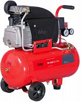 Компрессор поршневой Fubag FC 230/50 CM2 масляный 230л/мин 50л 1500Вт красный