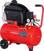Компрессор поршневой Fubag Air Master Kit + 6 масляный 222л/мин 24л 1500Вт красный