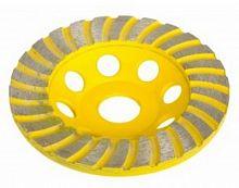 Чашка по бет. Stayer 33380-125 d=125мм d(посад.)=22.2мм (угловые шлифмашины)