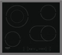 Варочная поверхность Hotpoint-Ariston HR 616 X черный