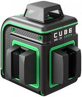 Лазерный нивелир Ada Cube 360-2V GREEN Professional Edition