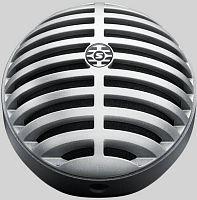 Микрофон проводной Shure Motiv MV5/A черный/серебристый