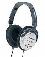 Наушники мониторные Panasonic RP-HT223GU-S 3м серебристый проводные оголовье