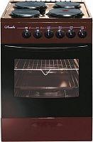 Плита Электрическая Лысьва ЭП 4/1э03 МС коричневый эмаль (без крышки)